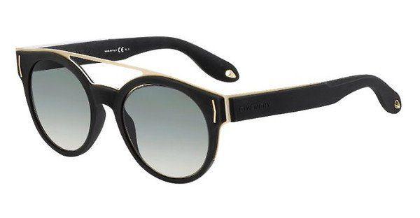 GIVENCHY Givenchy Sonnenbrille » GV 7017/S«, schwarz, VEX/VK - schwarz/grau