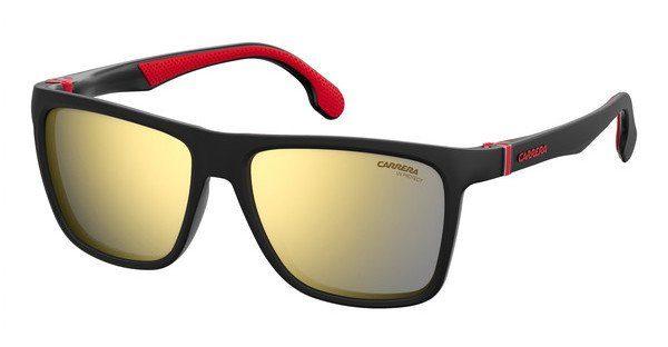 Carrera Eyewear Sonnenbrille » CARRERA 5047/S«, schwarz, 003/K1 - schwarz/gold