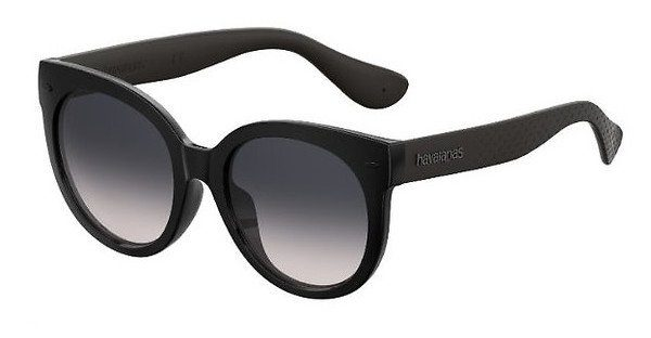 Havaianas Damen Sonnenbrille » NORONHA/L«, schwarz, QFU/Z0 - schwarz/blau