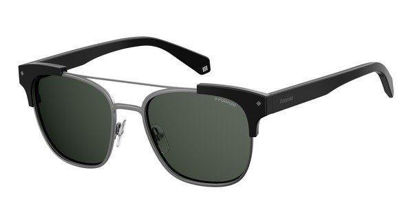 Polaroid Sonnenbrille » PLD 6039/S/X«, blau, FLL/XN - blau/grau