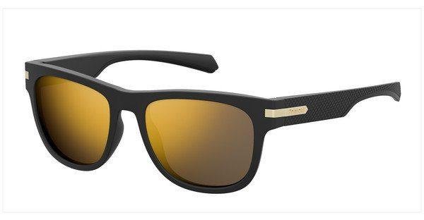 Polaroid Herren Sonnenbrille » PLD 2065/S«, weiß, 6HT/LM - weiß/ gold