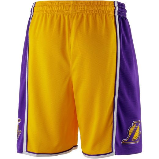 Nike Performance Shorts LOS ANGELES LAKERS