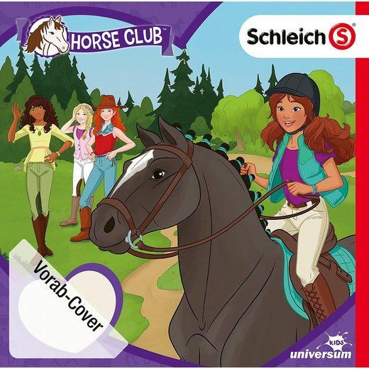 Universum Hörspiel »CD Schleich - Horse Club 3 - Lakeside in Gefahr«