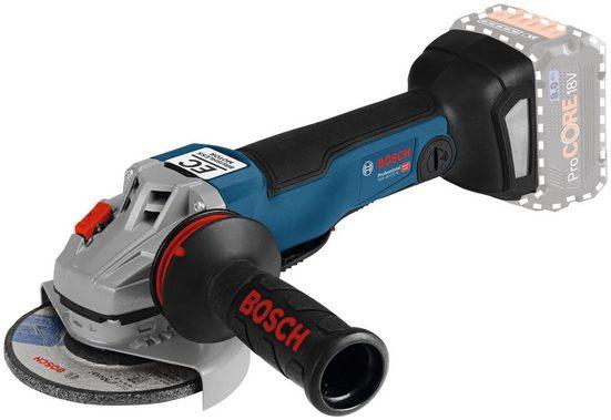 Bosch Professional Akku-Winkelschleifer »GWS 18V-10 PC«