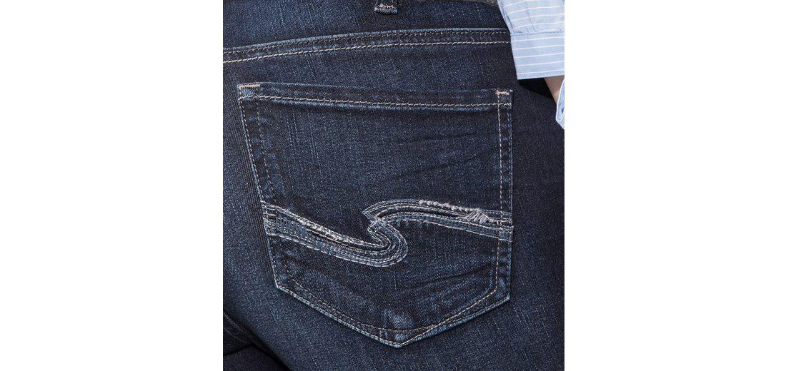Spielraum Besuch Silver Jeans Co. Skinny-fit-Jeans Suki Skinny Outlet Rabatt Authentisch Offizielle Seite Verkauf Online Shop Online-Verkauf DLWPsP