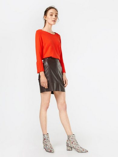 Rich & Royal 3/4 Arm-Pullover, Volant