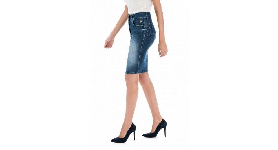 salsa jeans Lang Rock Push In/ Secret Günstigsten Preis Online Freies Verschiffen Ebay Neuester Rabatt Rabatt Sehr Billig Un7hsk