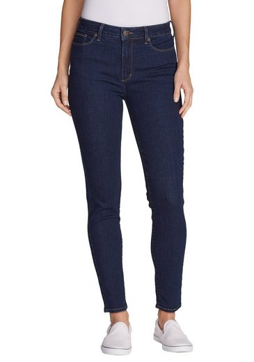 Eddie Bauer Stayshape Jeans - Skinny - High Rise - Slightly Curvy