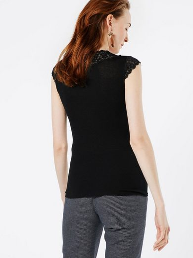 rosemunde Spitzenshirt Silk, Spitze