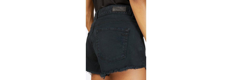 LTB Jeanshotpants Pamela, Fransensaum