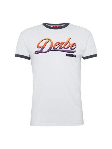 Derbe Rundhalsshirt HH2001