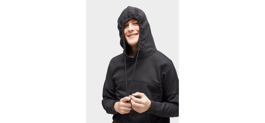 Tom Tailor Denim Hoodie Hoodie mit Kängurutasche Spielraum Großer Rabatt Niedrigsten Preis Online Freies Verschiffen Billig Online-Shopping Online-Verkauf dEDMt737vS