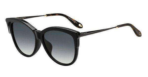GIVENCHY Givenchy Damen Sonnenbrille » GV 7084/F/S«, weiß, HDA/9O - weiß/grau