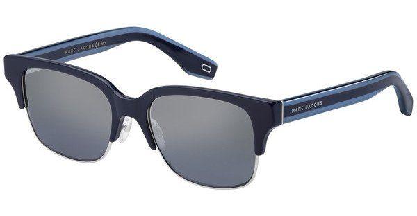 MARC JACOBS Marc Jacobs Herren Sonnenbrille » MARC 274/S«, gelb, C9B/HZ - gelb/ blau