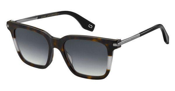 MARC JACOBS Marc Jacobs Sonnenbrille » MARC 293/S«, braun, 086/9O - braun/grau