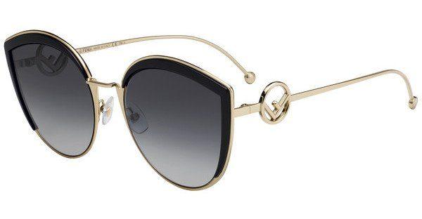 Fendi Damen Sonnenbrille