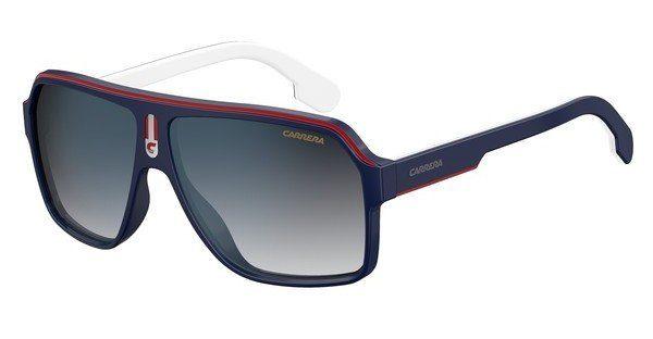 Carrera Eyewear Herren Sonnenbrille » CARRERA 1001/S«, rot, 0A4/9O - rot/grau