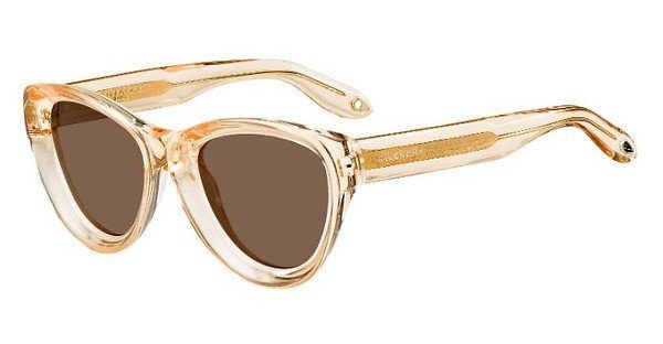 GIVENCHY Givenchy Damen Sonnenbrille » GV 7073/S«, orange, 9R6/70 - orange