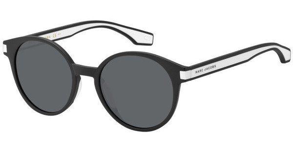 MARC JACOBS Marc Jacobs Sonnenbrille » MARC 287/S«, schwarz, 71C/QU - schwarz/gelb