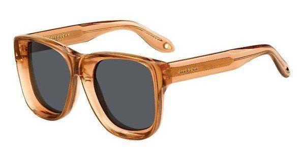 GIVENCHY Givenchy Sonnenbrille » GV 7074/S«, weiß, 86E/IR - weiß/grau