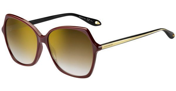 GIVENCHY Givenchy Damen Sonnenbrille » GV 7094/S«, rot, C9A/JL - rot/ gold