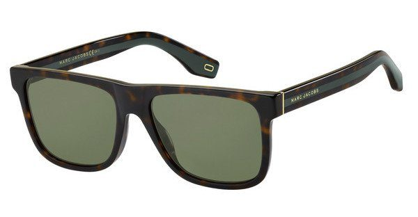 MARC JACOBS Marc Jacobs Herren Sonnenbrille » MARC 275/S«, braun, 086/QT - braun/grün