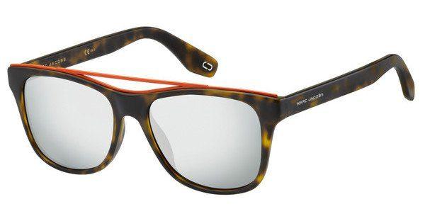 MARC JACOBS Marc Jacobs Sonnenbrille » MARC 303/S«, braun, N9P/T4 - braun/silber