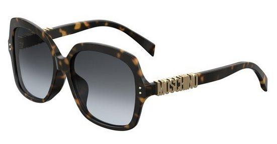 Moschino Damen Sonnenbrille »MOS014/F/S«