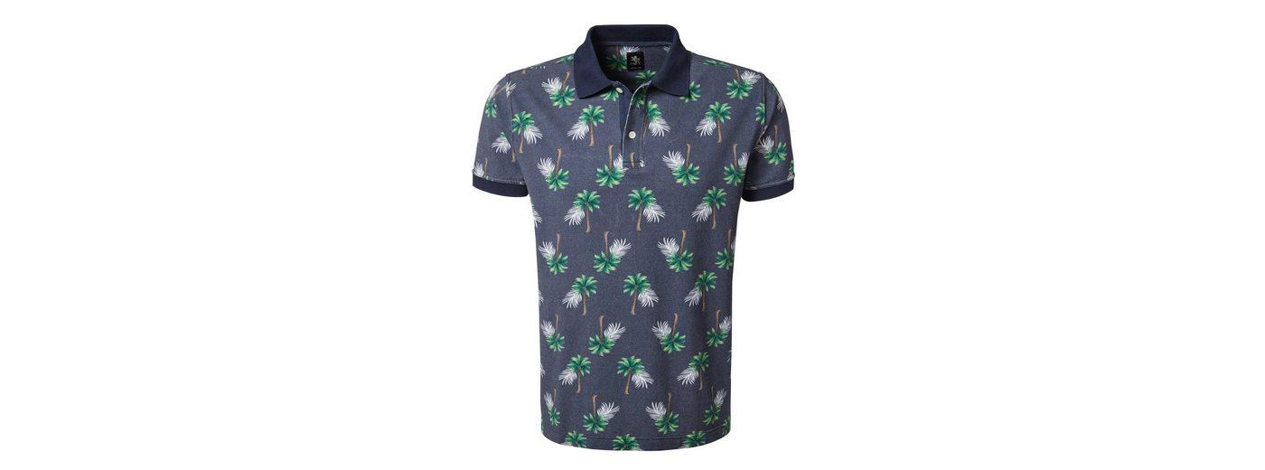Otto Kern Polo-Shirt mit Allover-Print Amazon Verkauf Online Manchester Wirklich Online wWvRuWi