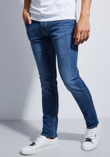 Otto Kern Jean Stretch Dynamique Pur David - Coupe Slim