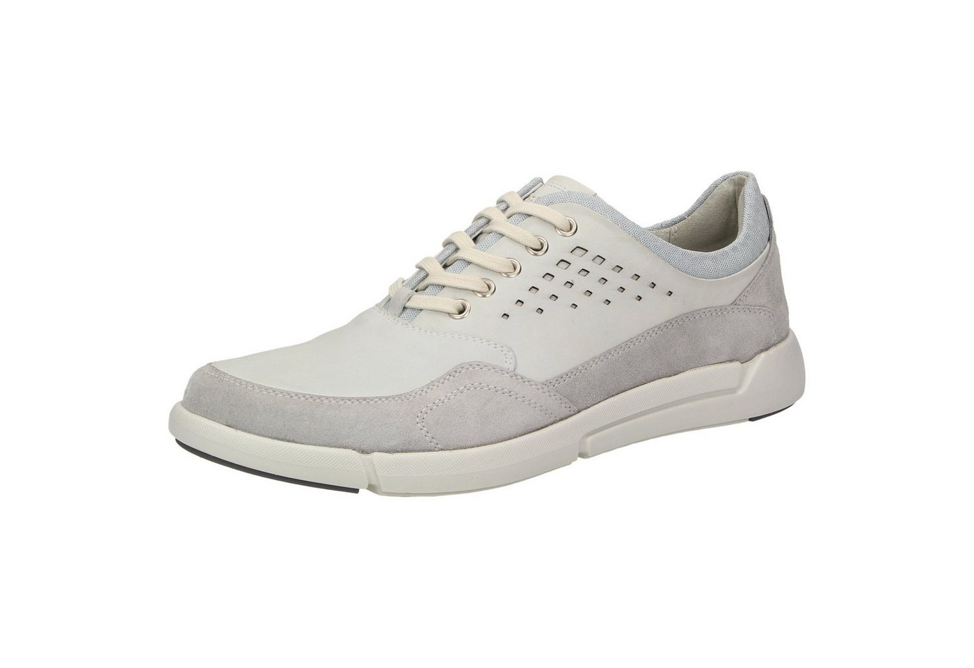 Herren SIOUX Rumo Sneaker grau   04054765394399