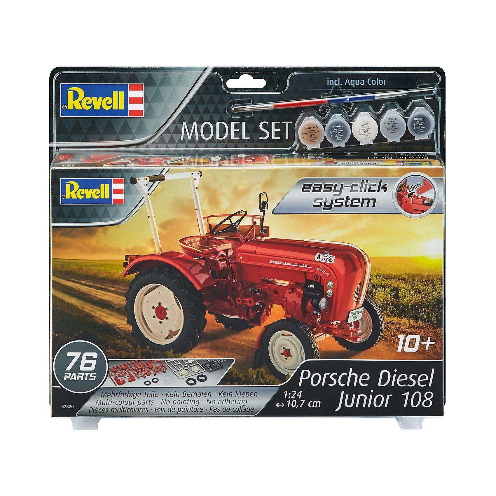 Revell® Model Set Porsche Junior 108