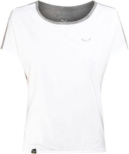 Salewa T-Shirt Puez Hybrid Dry S/S Tee Women