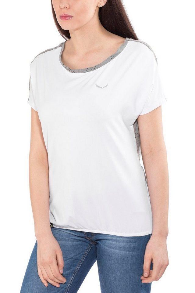 Salewa T-Shirt »Puez Hybrid Dry S/S Tee Women«