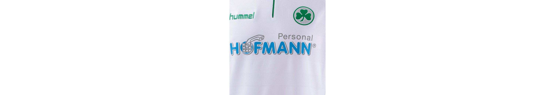 Hummel Fußballtrikot SpVgg Greuther Fürth 17/18 Heim Spielraum Limitierte Auflage Auslasszwischenraum ZQjxr