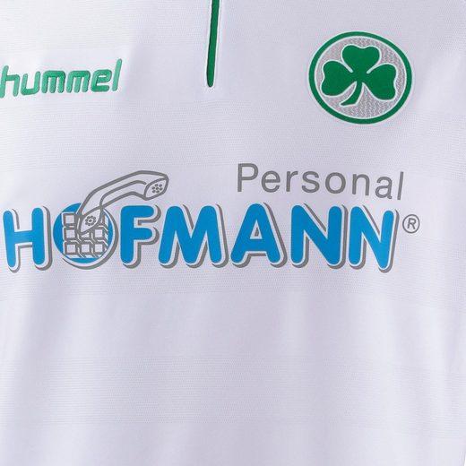 Hummel Fußballtrikot SpVgg Greuther Fürth 17/18 Heim