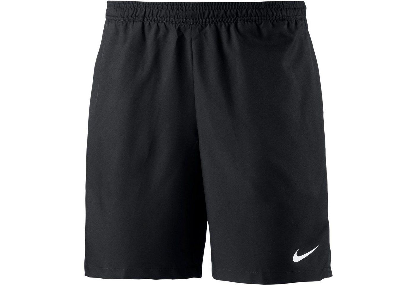 Nike Tennisshort | Sportbekleidung > Sporthosen > Tennisshorts | Schwarz | Polyester | Nike