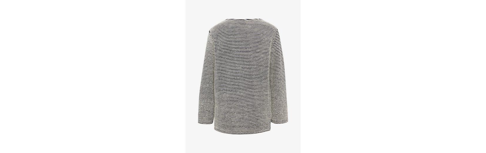 Gutes Verkauf Günstig Online Aus Deutschland Günstigem Preis Tom Tailor Sweatshirt gestreiftes Sweatshirt Verkauf Versorgung WeElshjtWn