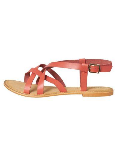 Vero Moda Leder Sandalen
