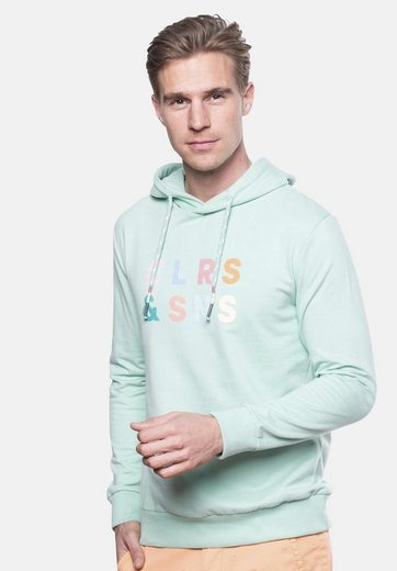 colours & sons Kapuzensweatshirt Hoody Logo-Print, Logo