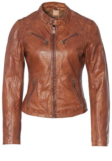 Gipsy Leather Jacket Sandy W17 Lakev, Inserts
