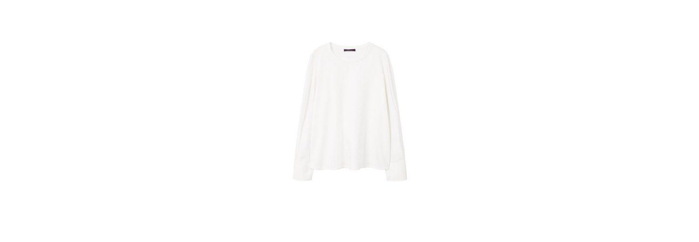 Freies Verschiffen Große Auswahl An VIOLETA by Mango T-Shirt mit Schneiderärmel 100% Original Zum Verkauf 6Dqup