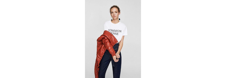Billig Verkauf Verkauf Verkauf Niedrigen Preis Versandgebühr MANGO T-Shirt Common Sense Billig Neueste BnutHdrUo