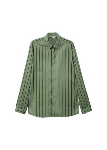 MANGO MAN Slim Fit Streifenhemd