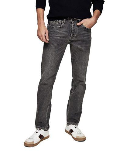 Mangoes To Graue Slim Fit Jeans H
