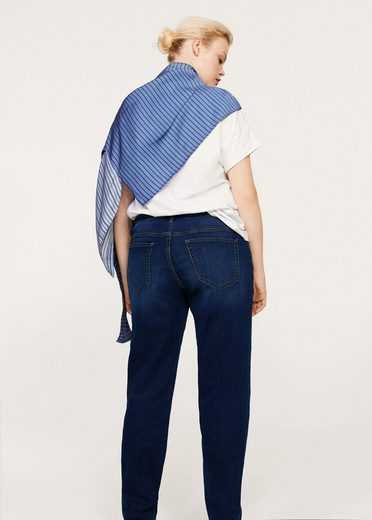 VIOLETA by Mango Relaxed Fit Jeans Ely