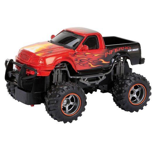 New Bright RC Fahrzeug Turbo Dragon Truck