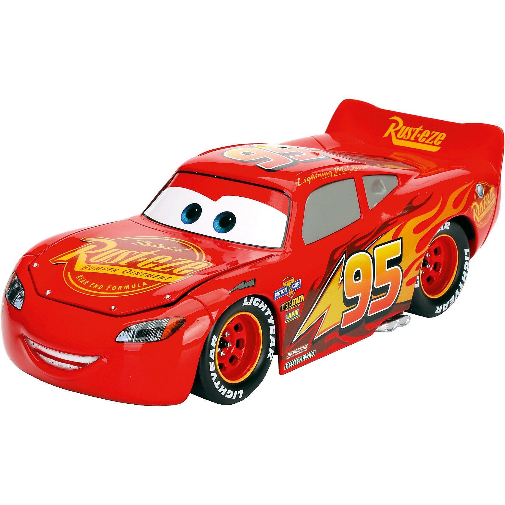 Joy Toy Cars Lightning McQueen Metal Diecast 1:24 25x15x12 cm