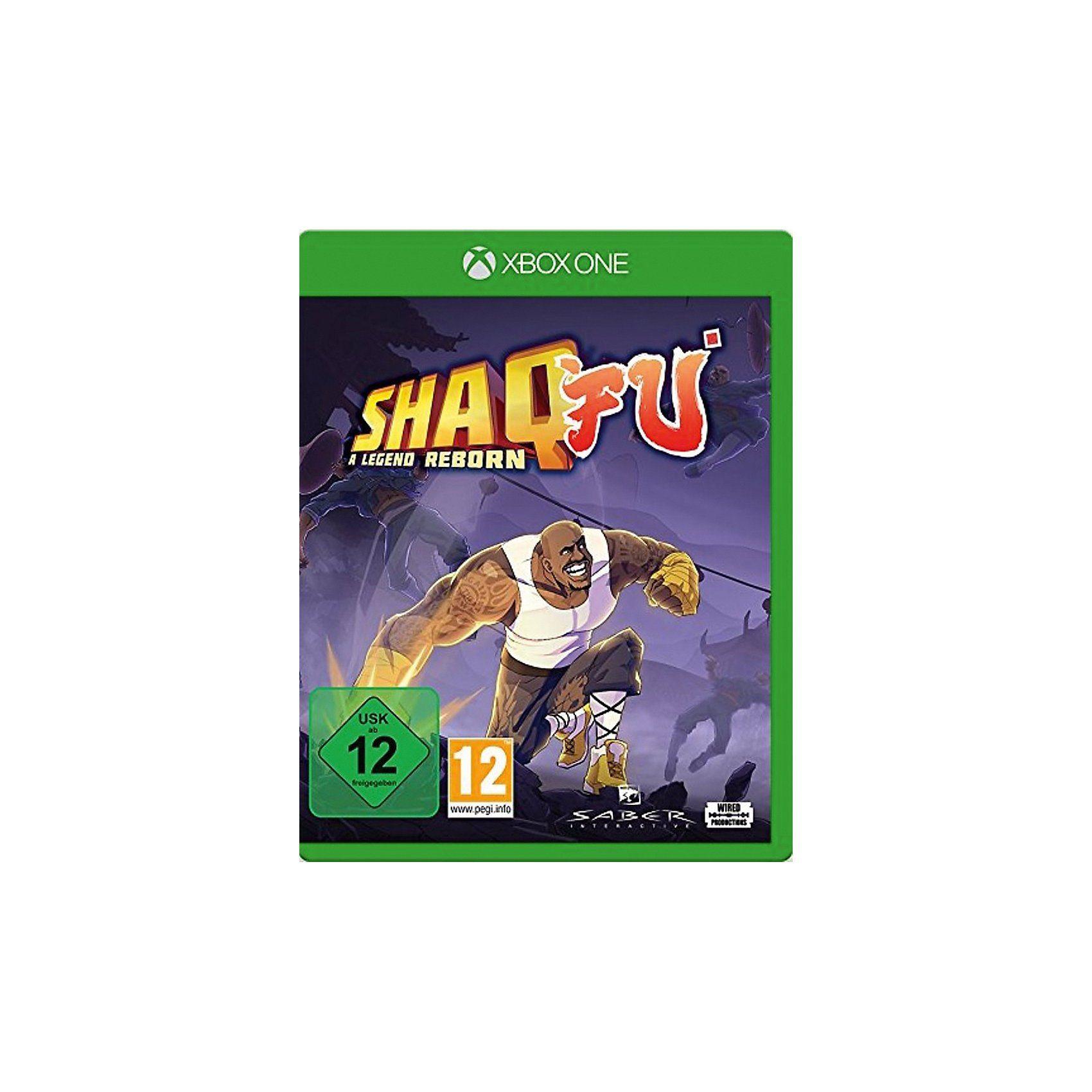 XBOXONE Shaq Fu: A Legend Reborn