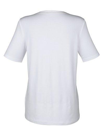 Paola Shirt mit schönem Druck